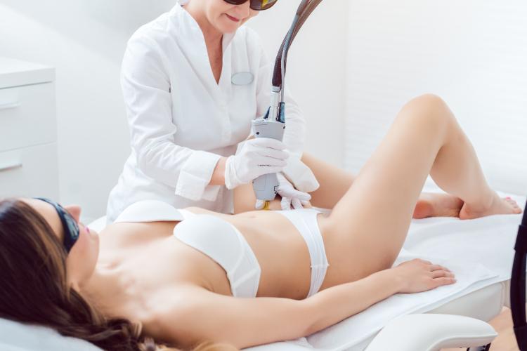 laserowa depilacja bikini