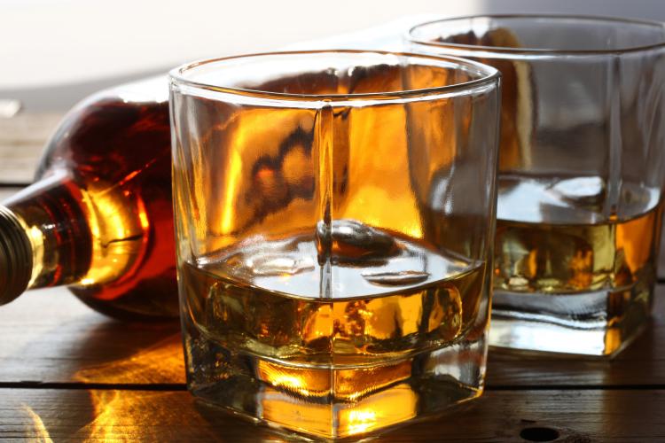 Prezent na Dzień Mężczyzny - alkohol
