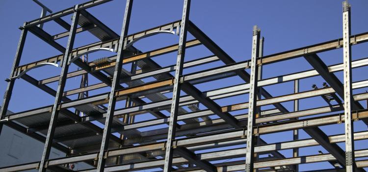 Подготовка к демонтажу металлоконструкций